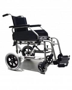 cadira de rodes estandard bb eco2 roda 300 ortopedia mato-palafrugell-baix emporda