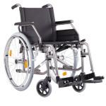 Cadira de rodes estàndard B&B S-ECO 2 (rodes de Ø600mm)