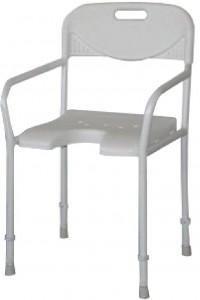 cadira dutxa empolio plegable-ortopedia mato-palafrugell-baix emporda