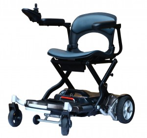 cadira electrica plegable paddock ortopedia mato palafrugell baix emporda