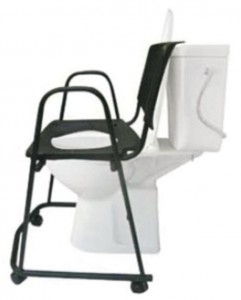 cadira menora amb rodes-ortopedia mato-palafrugell-baix emporda