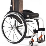 Cadira de rodes activa Helium Pro