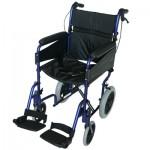 Cadira de rodes Weekend d'alumini