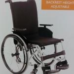 Cadira de rodes Universal Senior