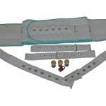 Cinturó abdominal de subjecció amb imants pel llit