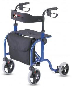 rollator alumini smart - ortopedia mato - palafrugell