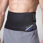 Banda abdominal Neoactiv Black