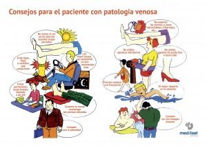 Consells pacients insuficiencia venosa ortopedia mato palafrugell baix emporda girona