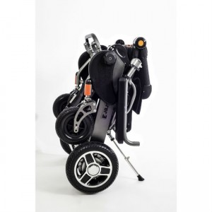 cadira de rodes electrica plegable i explorer 3 plegada ortopediamato.cat palafrugell girona