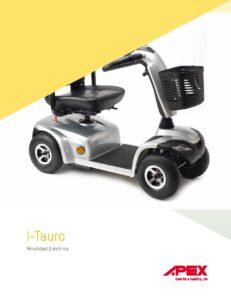 Scooter mitjà I-Tauro Apex